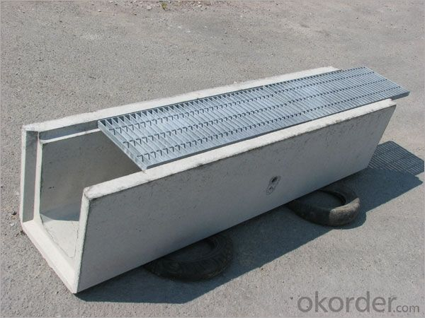 Aluminum Grating/Grid Platform For Work Step