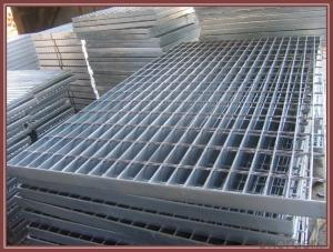 Pressed And Forged Aluminum Flooring Grating/Grate/Grates
