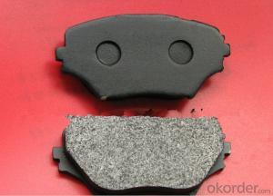 Brake Pads for Toyota Yaris/Platz/Vios (04465-52070)