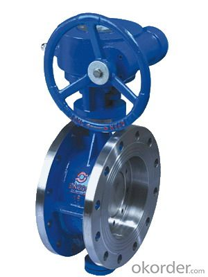 Good Quality Pipeline Butterfly Valve Made In China