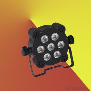 YT-1411   7X10W(4 IN 1 and 5 IN 1, 6 IN 1) Parlight LEDs