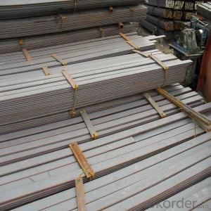 Steel Spring flat bar/ JIS standartd/ Prime quality