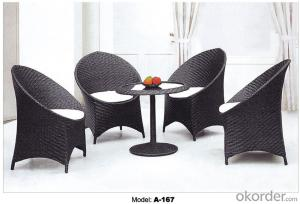 Hot sale Leisure garden Rattan Outdoor furniture   A-167