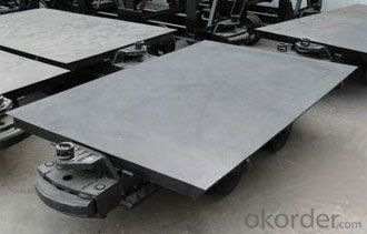 Zhongmei brand Flat Mine Car used underground mining site
