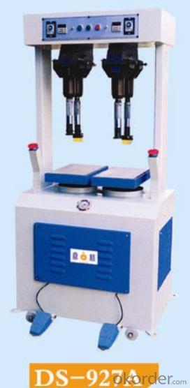 838DA(MA) Computer control auto-cement Toe Lasting Machine