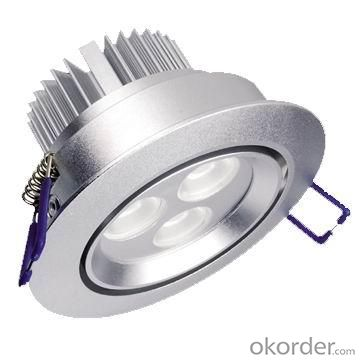 New Popular Dimmable SMD & COB LED Down Light CE ROHS