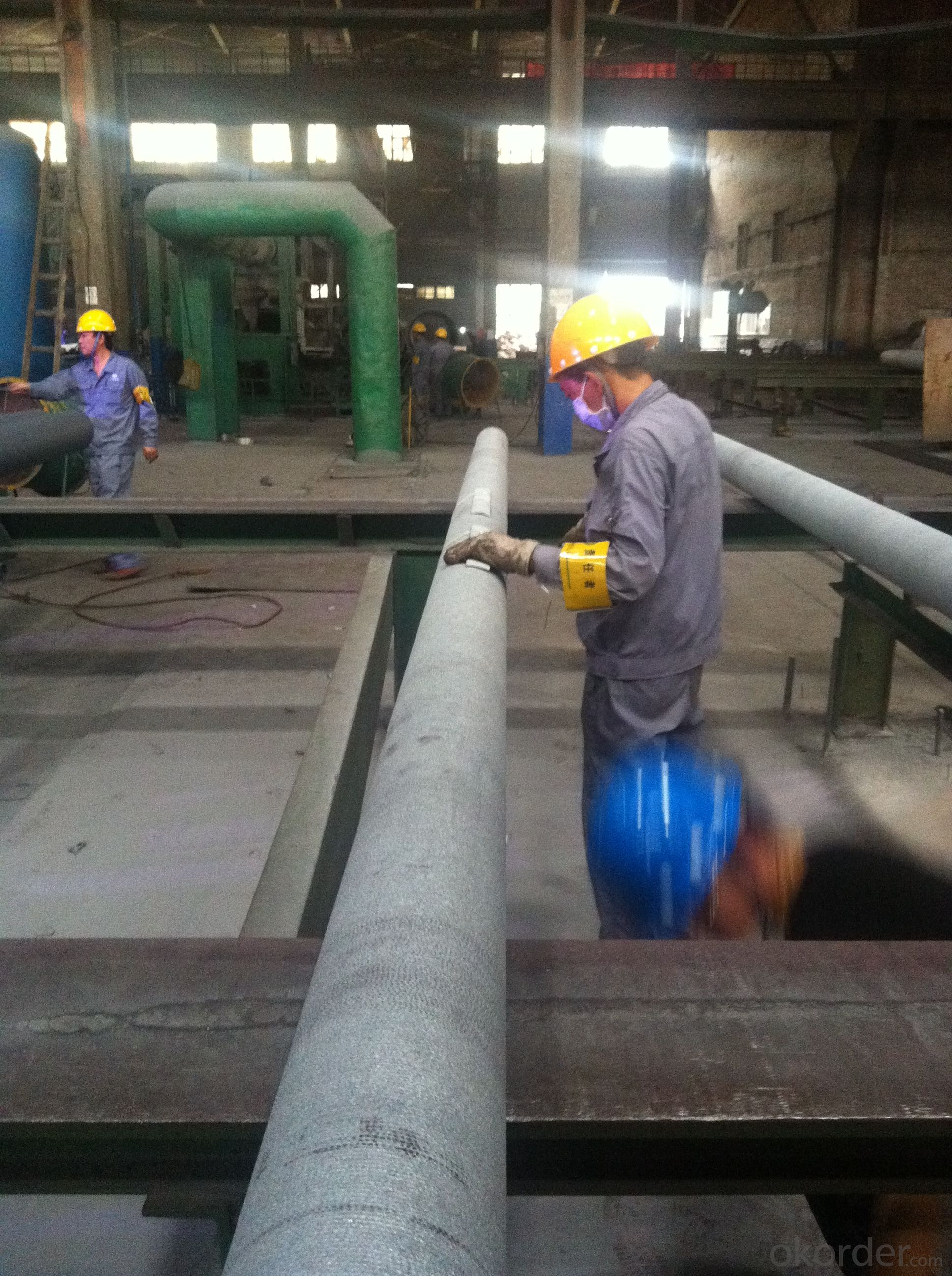 DUCTILE IRON PIPE AND PIPE FITTINGS K7 CLASS DN1100