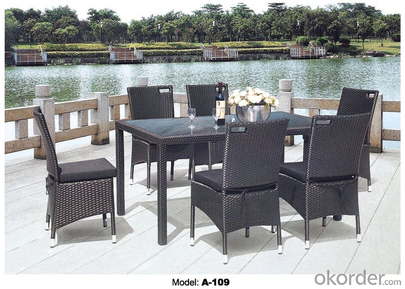 2015 New design Rattan Garden Furniture Outdoor furniture  A-109