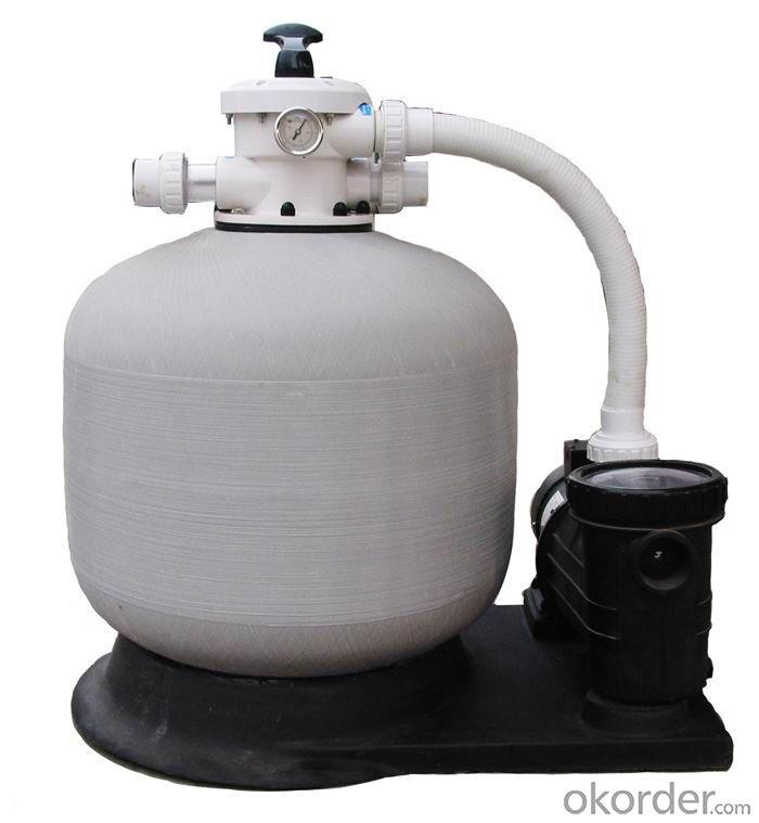 Zhongmei brand Sand Filter Cylinder for pumps