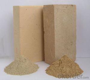 92% High Alumina Brick for Mining Industry