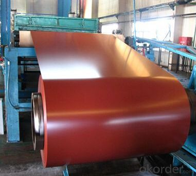 PPGI Prepainted steel coil from China galvanized