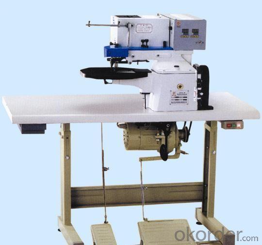 737A Computer control auto-cement Toe Lasting Machine
