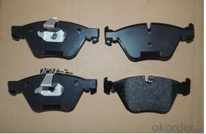 Auto Brake Pads for BMW E60/E61 E90/E91 34116763617