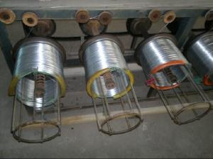 High Quality Electro Galvanized Iron Wire For Hexagonal Wire Mesh Roll