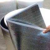 Polythene Foam with Silver Foil for Heat Reflection for Floor Heating  System