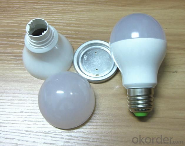 led bulb 7w ac85-265v smd5730 ra>70 3 years warranty