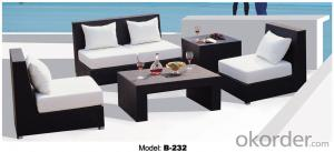 Garden Sofa Furniture Rattan Outdoor Furniture   B-232