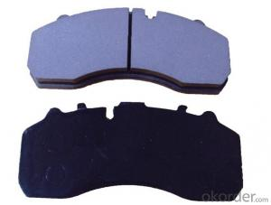Brake Pads for Mercedes Benz Sprinter 5-T Box