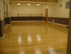 Bamboo Flooring  for Floor Heating System