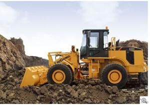 wheel loader CLG835III, the highest quality and best price