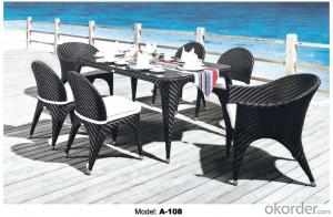 Outdoor furniture Rattan Garden Sets A-108