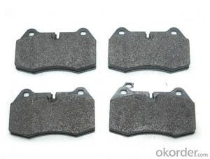 Auto Brake Pads for BMW E38 34116761249 D639-7517