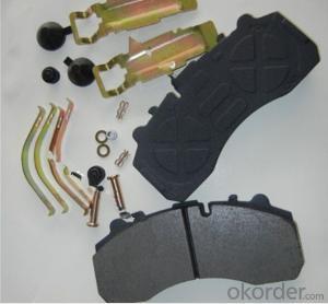 Brake pad   Wva29100 OEM for cars bus OEM