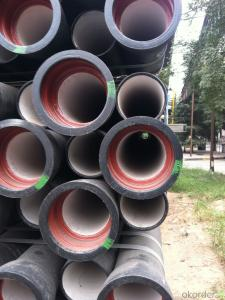 DUCTILE IRON PIPE AND PIPE FITTINGS K8 CLASS DN80