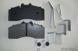 Brake Pads for Mercedes Benz Sprinter Platform