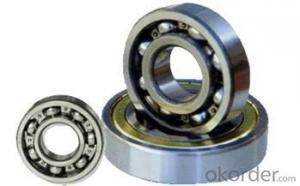 6000 seirs Deep Groove Ball Bearings Ball Bearings 6000 seris bearing