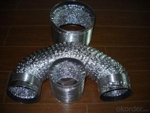 flexible ducts aluminum foil OKORDER ON SALE insulation mylar