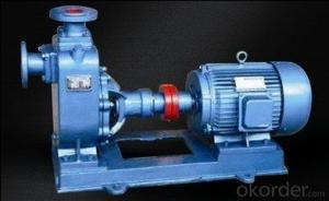ZX series self-priming pump 50ZX- 15 -20
