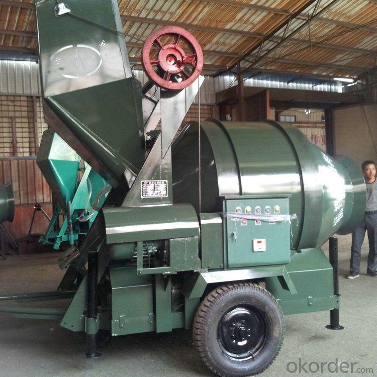 Zhongmei brand Tractor Mounted Cement Mixers