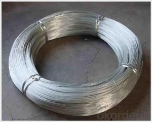 Hot Dipped Galvanized Iron Wire For Hexagonal Wire Mesh Roll