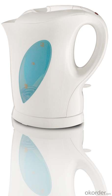 110~130V 1.5 Litre Plastic Electric Kettle with Automatic switch off Function