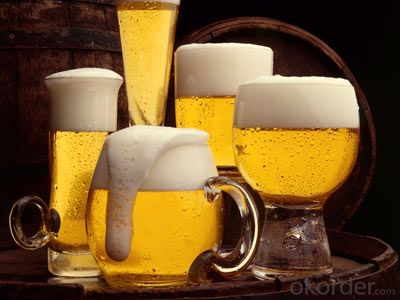 Food Grade CMC Carboxymethyl Cellulose For Beer