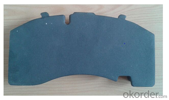 Brake Pads for for Toyota Hiace (04465-35050)