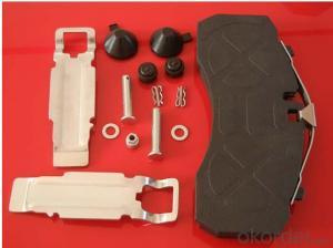Brake Pads for Honda Toyota, Nissan, Mitsubishi, Mazda etc