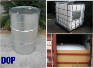 C24H38O4 DOP Dioctyl Phthalate DOP oil for rubber industry