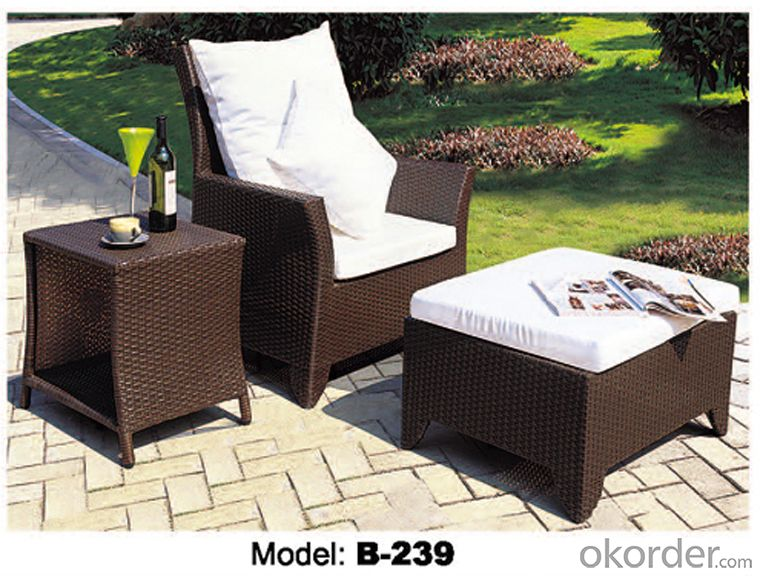 Garden Sofa Furniture Rattan Outdoor Furniture   B-239