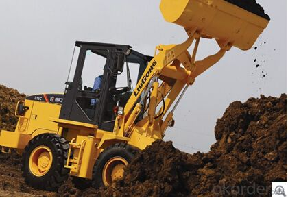 The highest quality  wheel loader HCLG816C
