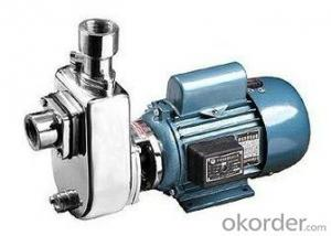 LQFZ corrosion self-priming centrifugal pump