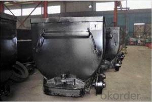 Zhongmei brand fixed mine wagon for coal/metal/copper