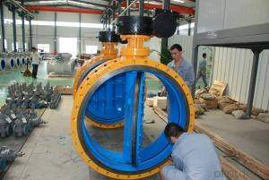 Good Quality Wafer Butterfly Valve Made In China
