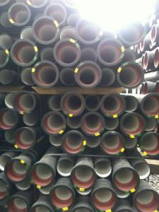 DUCTILE IRON PIPE AND PIPE FITTINGS K7 CLASS DN350