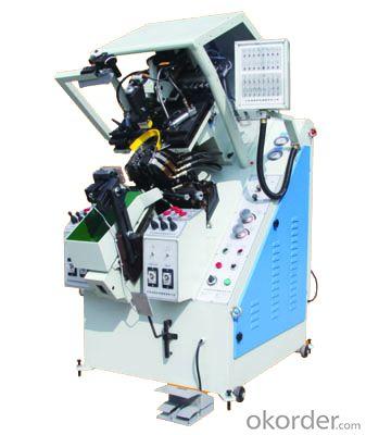 838 (MA) Computer control auto-cement Toe Lasting Machine