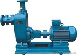 ZX series self-priming pump 50ZX- 15- 12