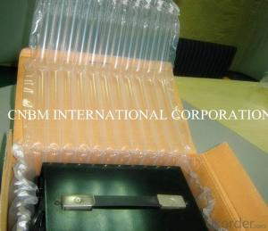 CNBM Compact Disk Air Bag PA- soft with good barrier, PE- flexiable