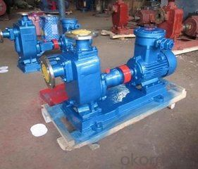 ZX series self-priming pump 50ZX-14- 35