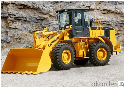 WHEEL LOADER CLG842(Cummins), BEST PRICE AND QUALITY